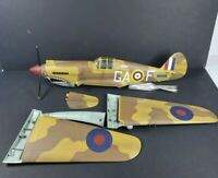 World War II 21St Century Toys P-40 Warhawk Tomahawk 1:18 (Incomplete for parts)
