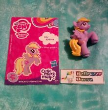 My Little Pony G4 Blind bag Lily Blossom figure & card