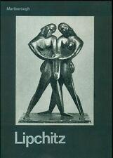 Jacques Lipchitz. Sculptures and Drawings. Skulpturen und Zeichnungen