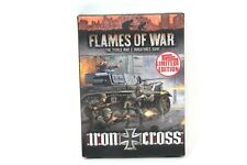 Flames Of War German Iron Cross Cards New