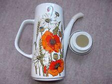 Unboxed Earthenware J & G Meakin Pottery Coffee Pots