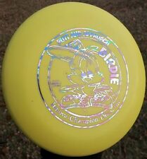 Pre Thumtrac! Oil Slick Stamp! Old School Innova DX Birdie 167 gm Disc Golf