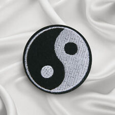 Yin Yang Taichi Embroidered Sew On Iron On Patch Badge Applique Craft Transfer
