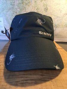 Simms Fishing Products Superlight Flats LB cap 50+UPF Cowboy Fly
