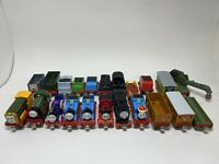 Thomas & Friends Take Along N Play Die Cast Metal Train Lot Of 22 Learning Curve