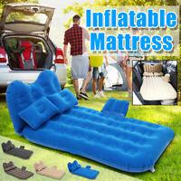 Aufblasbar Auto Rücksitz Matratze Tragbar Reise Camping Luft Bett Rest Schlaf