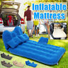 Inflatable Car Back Seat Mattress Portable Travel Camping Air Bed Rest Sleep Bed