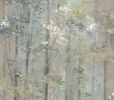 1804-118-01 - Aurora Woodlands Green Teal 1838 Wallpaper