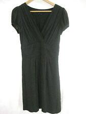 Size 6 Cue charcoal grey Tea Dress $59