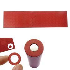 200x 18650 Battery Insulator Insulation Ring Adhesive Cardboard Paper WT