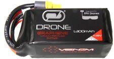 Venom Graphene  1300mAh 4S 90C  LiPo Battery with XT60 plug