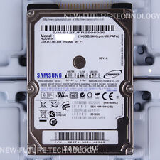 """SAMSUNG 160 GB HDD 2.5"""" 5400 RPM IDE HM160HC Hard Disk Drives For Laptop"""