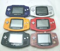 Nintendo Gameboy Advance GBA Handheld Console - Pick Your Color - TESTED AGB-001