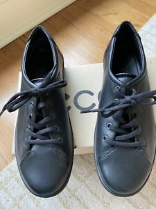 new ecco soft tie II comfort shoes size 39
