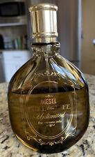 Unlimited Diesel Fuel For Life Special Edition Women 2.5oz 60% Full - Very Rare!