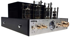 Hifi Hybrid Tube Amplifier Liston 12 Rv 1080 USB Bluetooth 2 x 16 W RMS