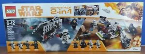 LEGO Star Wars 66596 First Order and Clones Super Battle Pack FREE SHIPPING
