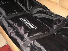 Custom padded travel bag soft case for MOOG Memorymoog 61-key keyboard