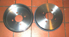 TRIUMPH TR3 TR3a TR3b TR4     Rear Brake Drums (x2)