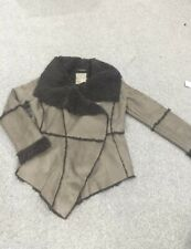 Ladies Womens Winter Coat Size 14 By New Look