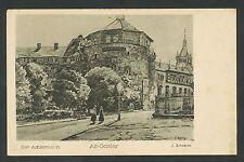 Alt-Goslar  Der Achtermann