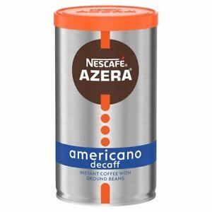 Nescafe Azera Americano Decaff Instant coffee 100g - Sold Worldwide From UK