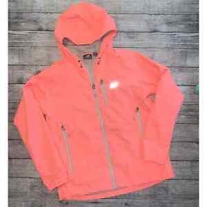 New Balance Pink Running Rain Jacket | Size Large
