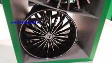 18 Inch Velocity V11 Black Machine wheel Rims & Tires fit 5 X 114.3 Great Deals