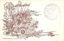 5330) VICENZA, CAVALLERIA, LANCIERI DI FIRENZE, CARICA AL PONTE DI VERSA.