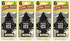 Car Freshener 10155 Little Tree Air Freshener-Black Ice