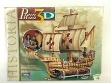 Wrebbit Puzz-3D 370 Pc Very Difficult Puzzle Santa Maria 1492 Ship New Sealed
