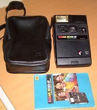 Kodak EK160-EF Sofortbild-Kamera mit Bedienungsanleitung und Tasche