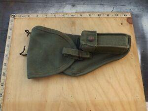 Canadian Army, M1951, Browning Hi Power, Webbing Holster