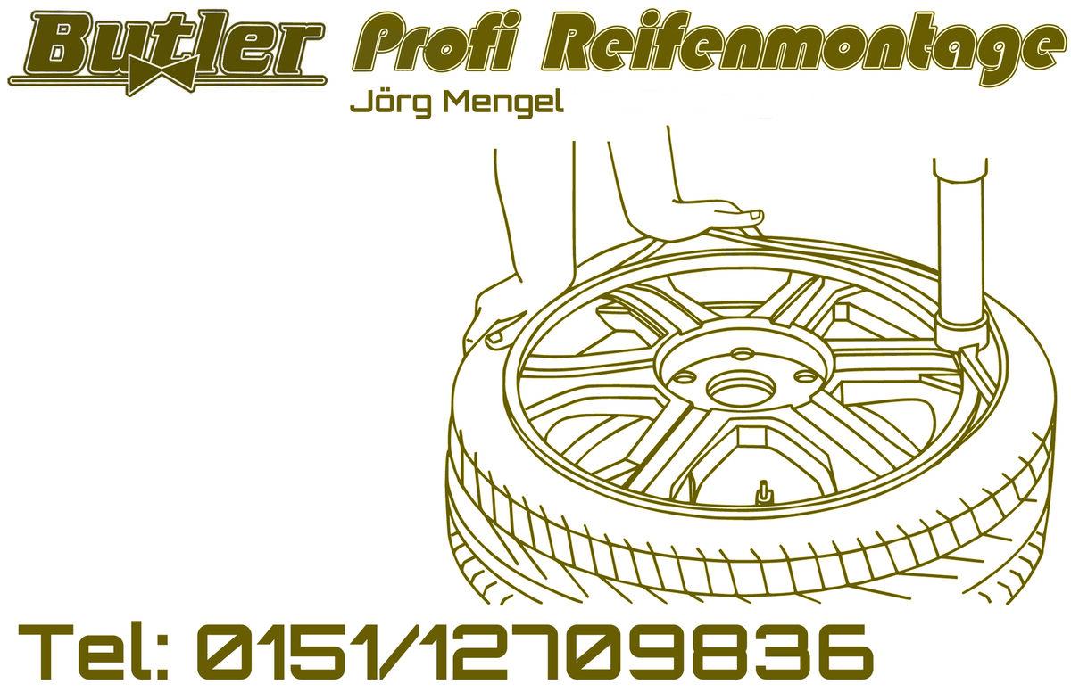 Butler Profi Reifenmontage
