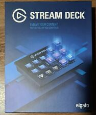 ELGATO Stream Deck with 15 customisable LCD keys