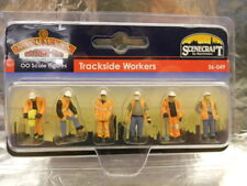 ** Bachmann 36-049 Trackside Workers (6) 1:76 00 Scale