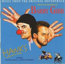 BARRY GIBB - HAWKS Music From Original Soundtrack ( AUDIO CD NEW and SEALED )