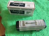 Vintage Electrolux Vacuum Cleaner Save'n Pay Bank with Box