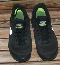 NIKE TAIL WIND 6 Nylon.MAXAIR Black Trainers  Size 11UK