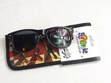 New Sunstyle Black Wayfarer Style Sunglasses With Case Radio Days Fab 4 Beatles