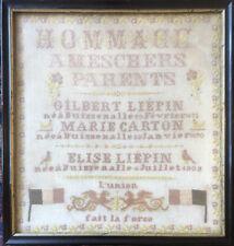 French/Belgian Sampler