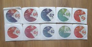 Zumba Zin 60-69 CDs & DVDs