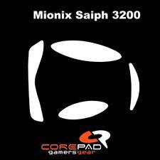 Corepad Skatez Mionix Saiph 3200 Souris Pieds Patins Téflon Hyperglides
