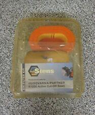 New Stens 605 492 Husqvarna Partner K1250 Cut Off Saw Replacement Air Filter Kit