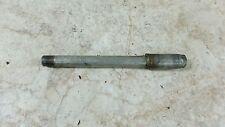 02 Suzuki GSF1200 S GSF1200 Bandit front axle shaft bolt