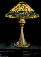 Tiffany glass lamps Lampen Glas catalogue Sotheby's 2008 New York