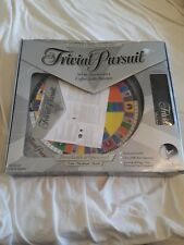Trivial Pursuit Silver 25th Anniversary Coffee Table Edition