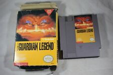 The Guardian Legend (Nintendo NES) with Box FAIR