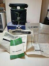 Used Carl Zeiss-Jena Edf 7x40 Warsaw Pact Military Binocular Original Box / Book