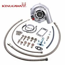 "Kinugawa Ball Bearing Turbo 4"" GTX3076R w/ .82 T3 V-Band For NISSAN RB20/RB25DET"